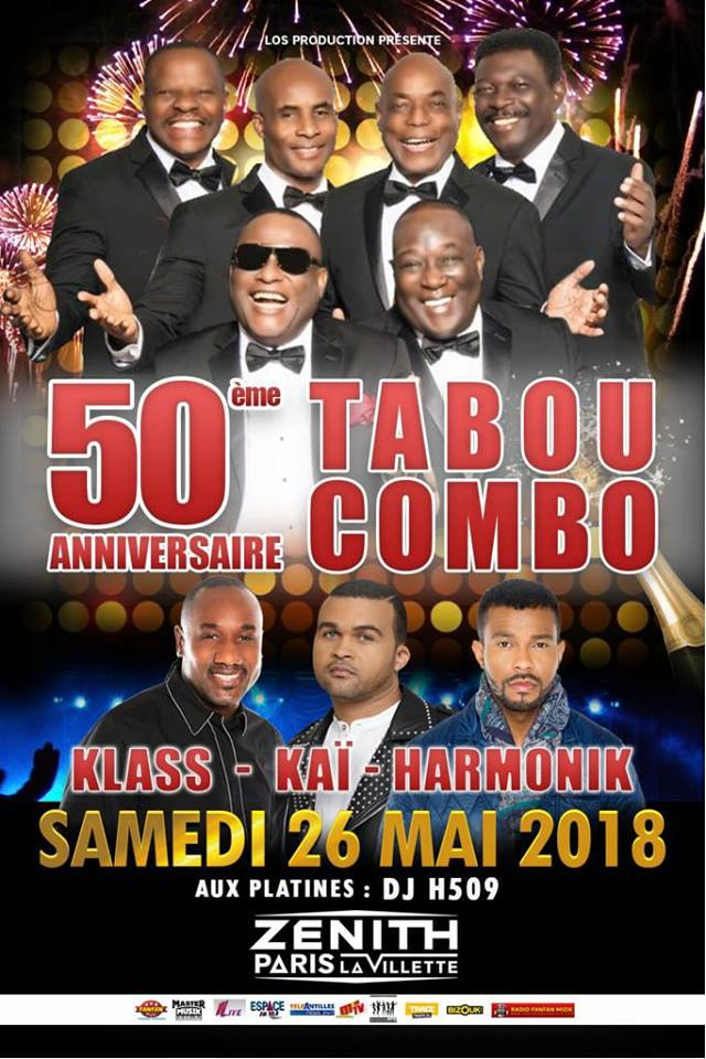 tabou combo's founding members