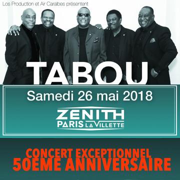 tabou combo's founding members