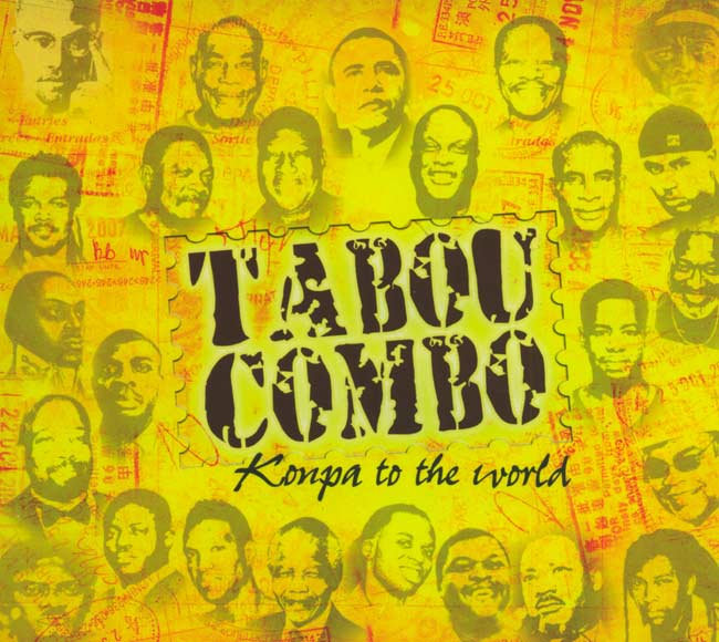 tabou combo's album